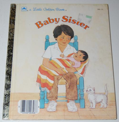 Little golden books baby