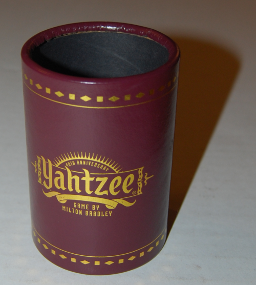 Yahtzee collector's edition game 3