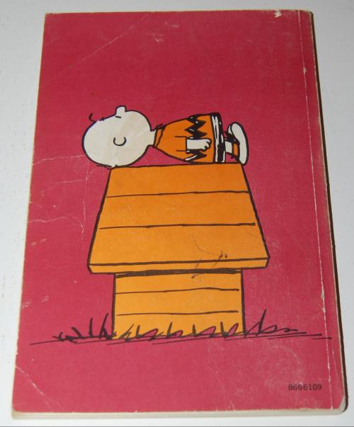 Vintage peanuts books 1x