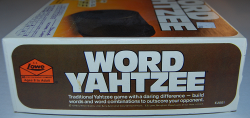 Word yahtzee game 5