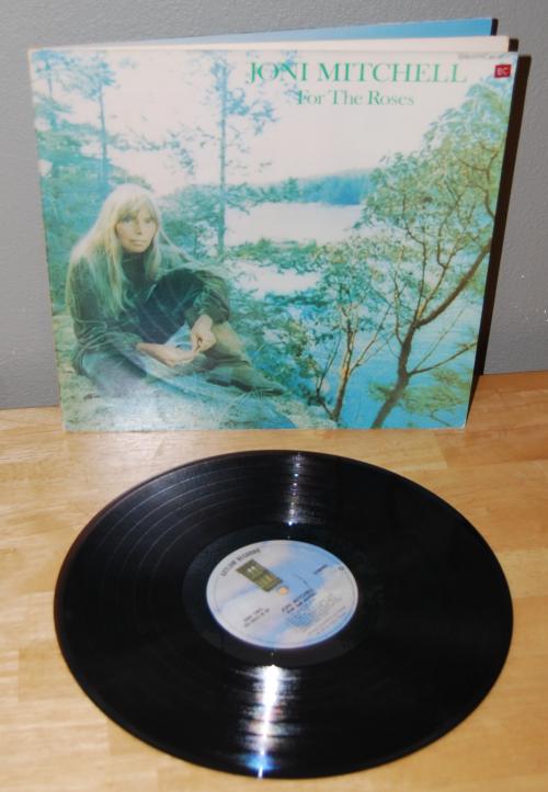 Joni mitchell vinyl
