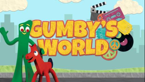 Gumby's world
