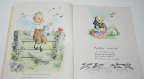 Little golden book prayers for children 1942 3