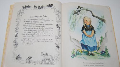 Little golden book prayers for children 1942 4