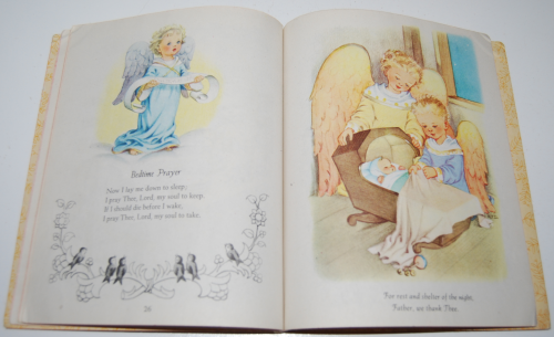 Little golden book prayers for children 1942 5