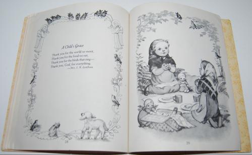 Little golden book prayers for children 1942 6