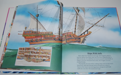 Big golden book of boats & ships 3