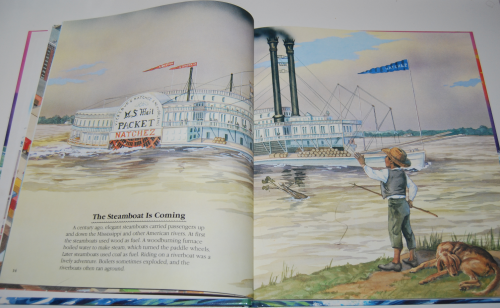 Big golden book of boats & ships 4