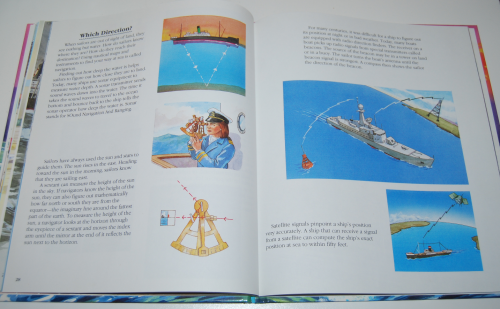 Big golden book of boats & ships 6
