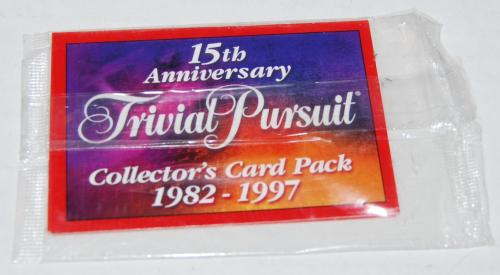 Trivial pursuit board game genus 4 8