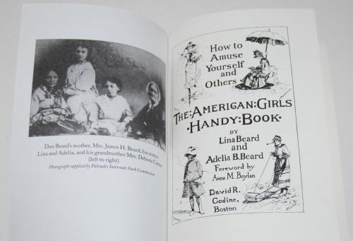 The american girls handy book 1