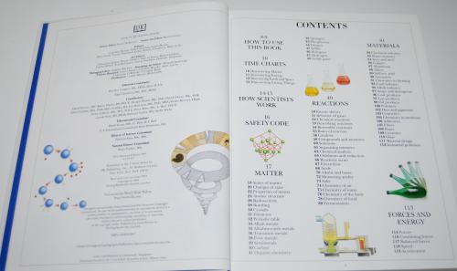 The dk science encyclopedia 1