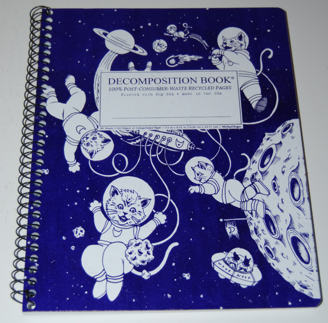 flashback friday favorite ~ decomposition book