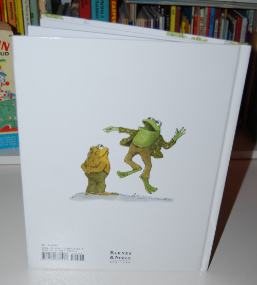 Frog & toad are friends book x