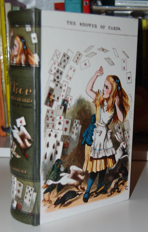 Alice treasure book box 2
