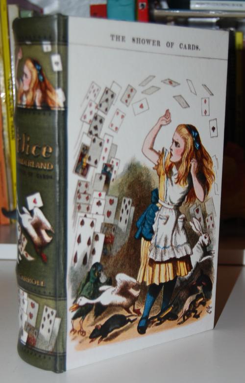 Alice treasure book box 2