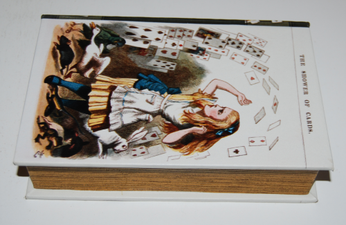 Alice treasure book box 1