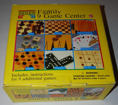Pavillion family game center
