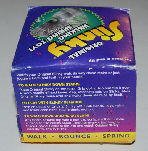 Slinky x