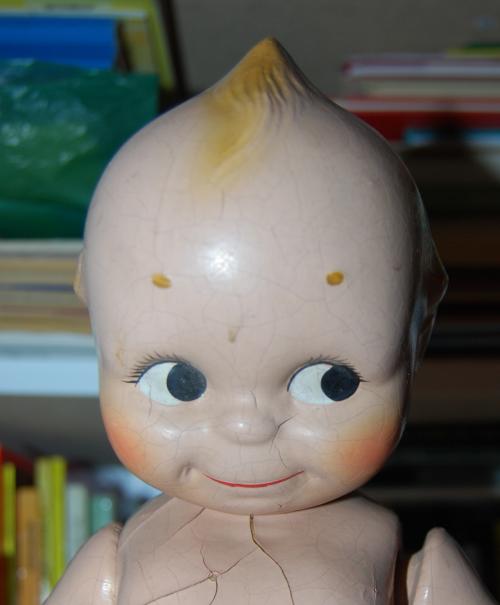 Vintage kewpie doll 3