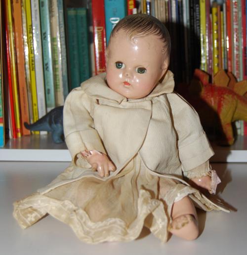 Vintage mme alexander doll 1
