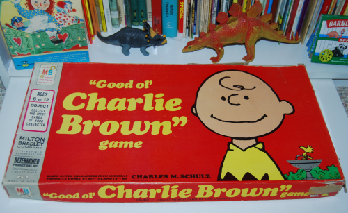 Charlie brown board game