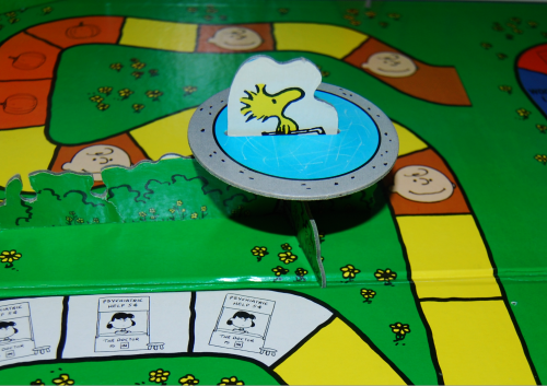 Charlie brown milton bradley board game 11