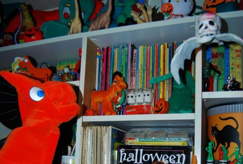 Pokey puppet toy aurora