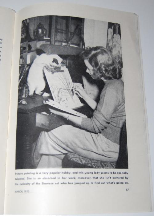Jack & jill magazine march 1953 12