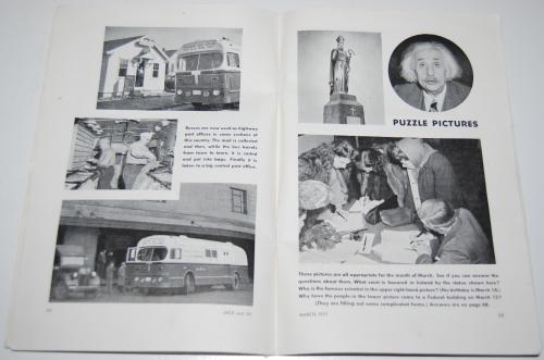 Jack & jill magazine march 1951 5