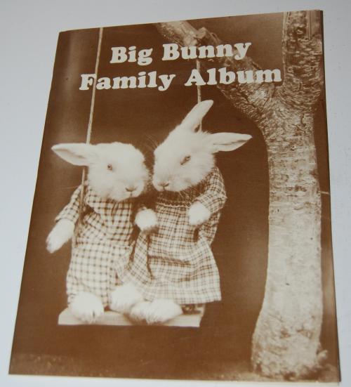 Big bunny family album harry frees