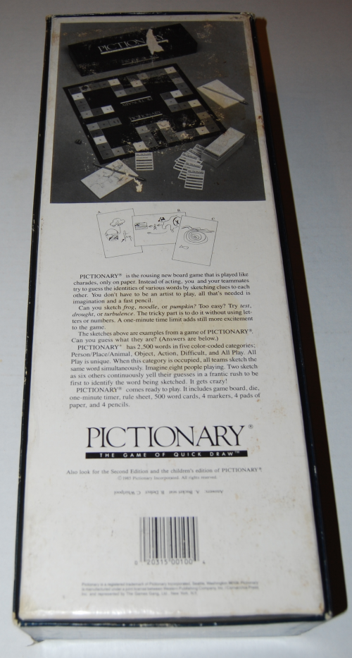 Pictionary board game 15