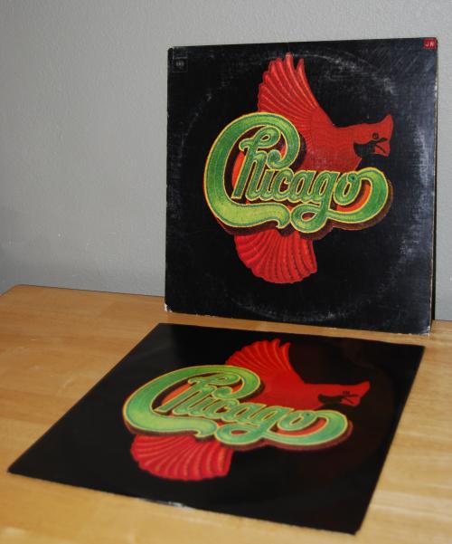 Chicago vinyl 1