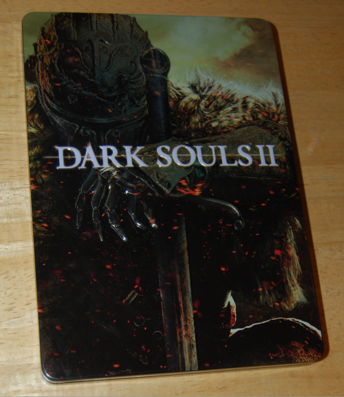 Dark souls 2 tin