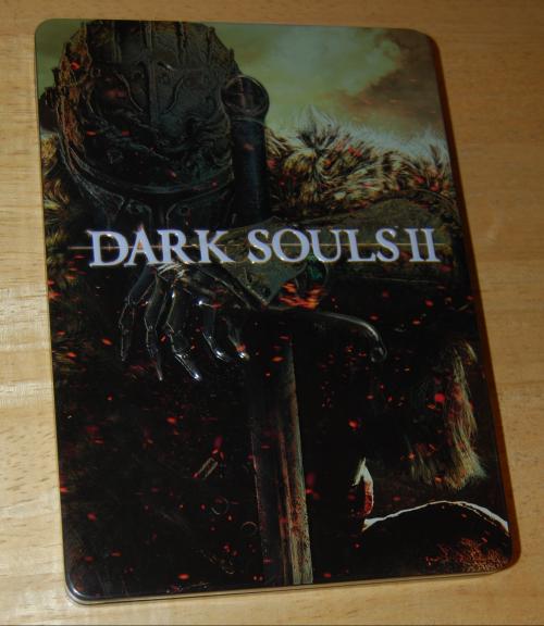 Dark souls 2 tin