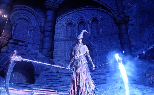 Bren dark souls 3 scythes