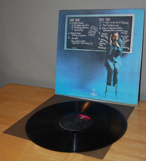George carlin vinyl x