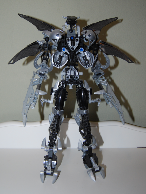 Raven's custom bionicle figures 8
