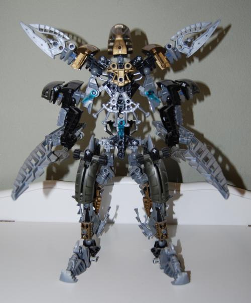 Raven's custom bionicle figures 6