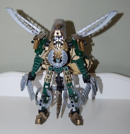 Raven's custom bionicle figures 9
