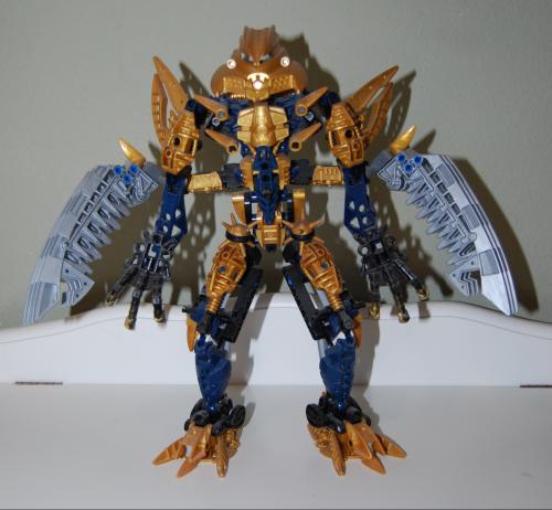 Raven's custom bionicle figures 10