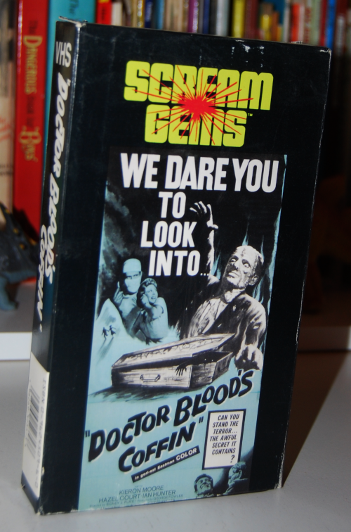 Scream gems vhs