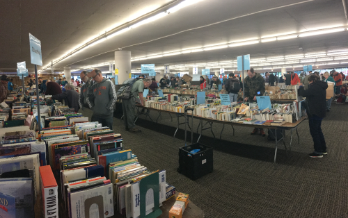 Library sale pdx 2018 x