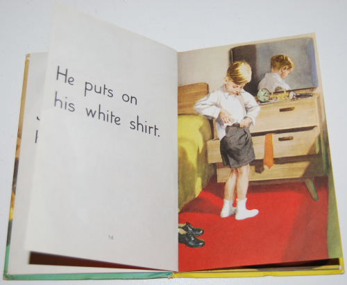 Ladybird book the party 6