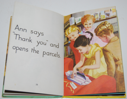 Ladybird book the party 9
