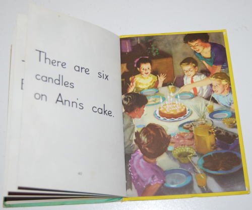 Ladybird book the party 12