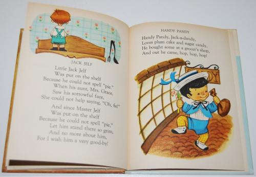 Rand mcnally elf book little boy blue 6
