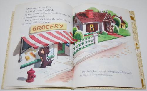 Little golden book donald duck's toy train 8