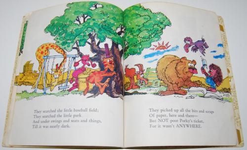 Little golden book neatos & litterbugs 6
