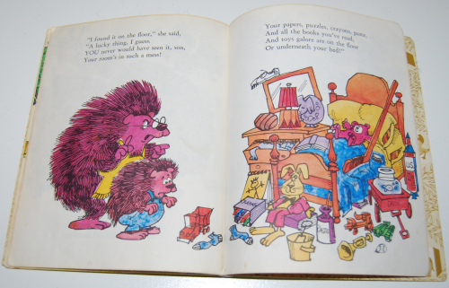 Little golden book neatos & litterbugs 7